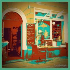 Cafe Sidewalk