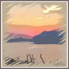 Croatian Sunset