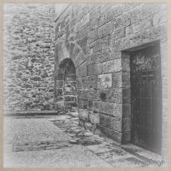 Archway & Door