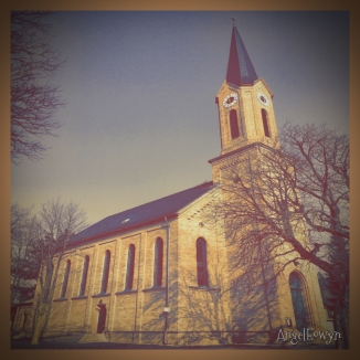 PhotoFades | Koenigsbrunn Church